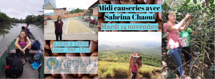 Midi causeries
